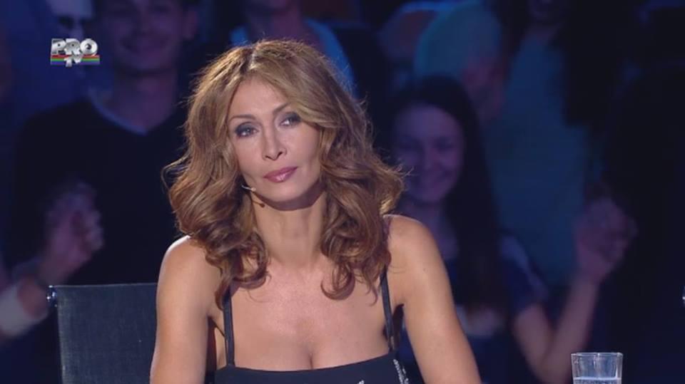 Mihaela Radulescu la romanii au talent