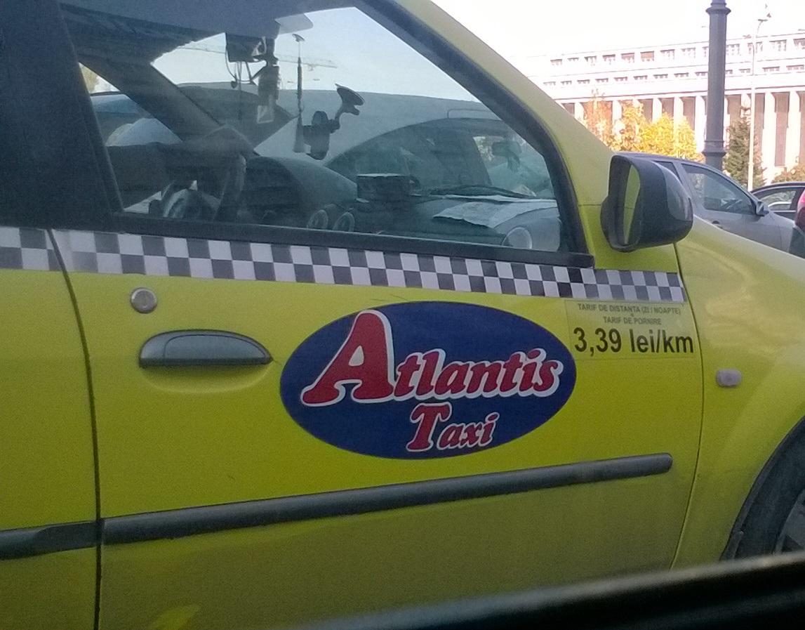 preturi taxi bucuresti